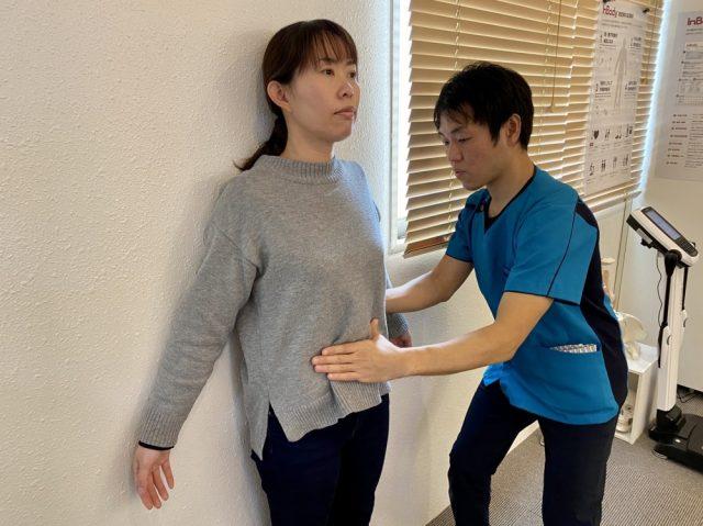 当院は治療方針で「姿勢」を重要視しています!